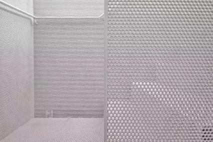 装饰网孔板